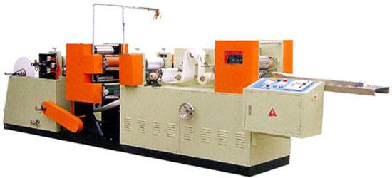 Vacuum Mini Type Face Tissue Machine